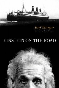 Einstein on the Road, by Josef Eisinger