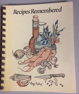recipes remembered1