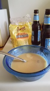 Ingredients for Wheat Beer Soup include Semolina and Beer.