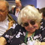 Glueckselig celebrates her 100th birthday at Leo Baeck Institute.