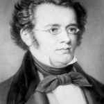 Austrian composer Franz Schubert