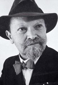Editor Arthur Czellitzer (1871, Breslau – 1943, Sobibor). Arthur Czellitzer Collection, AR 302.