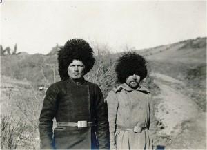Cossack POWs