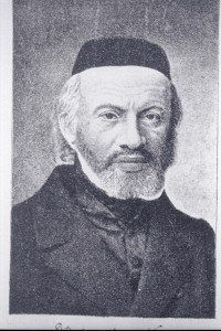 Zacharias Frankel (1801 – 1875)