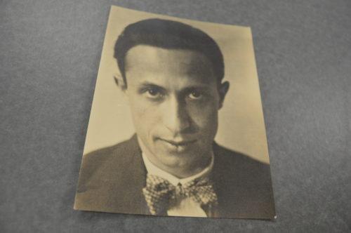 A young Hans Jonas